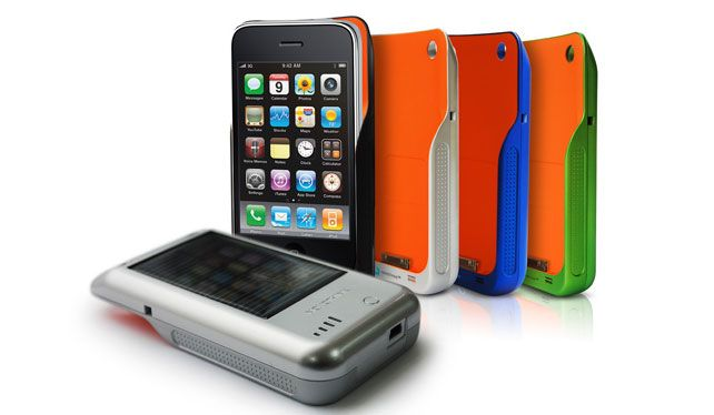Топ-5 лучших эко-гаджетов для зарядки мобильных телефонов