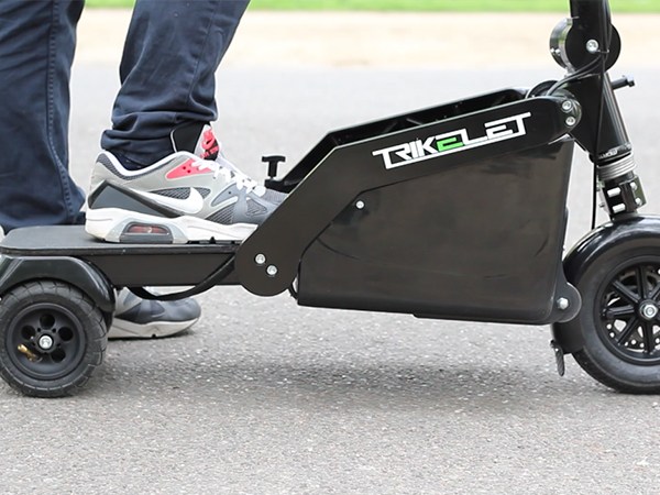 Trikelet – электрический самокат последней мили