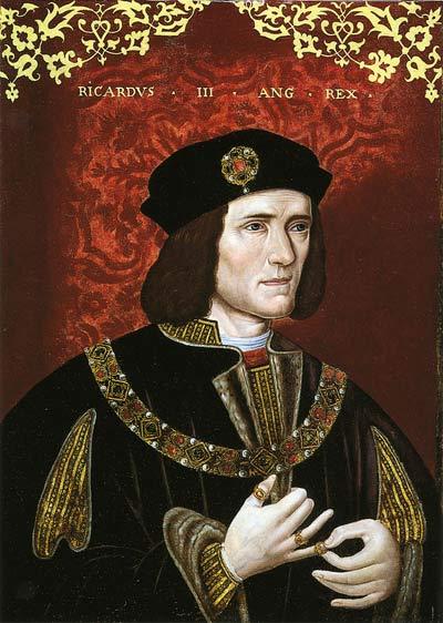 У короля ричарда iii был сколиоз, но горбуном он не был