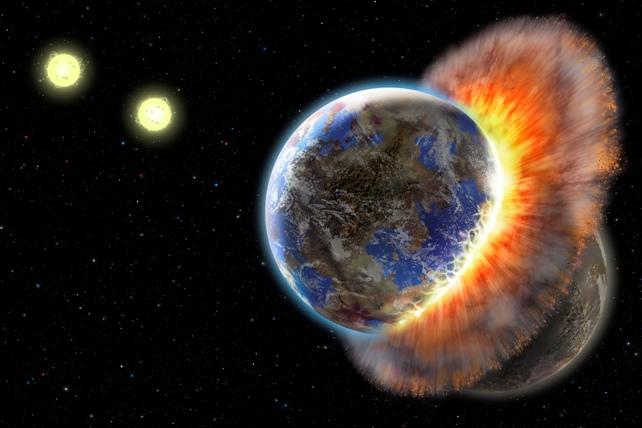 Ученые нашли первое доказательство существования других вселенных