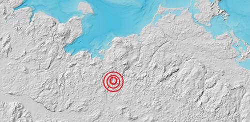 Ученые обнаружили метеоритный кратер невероятных размеров