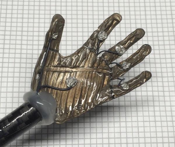Ученые разрабатывают искусственные мышцы из электроактивных полимеров