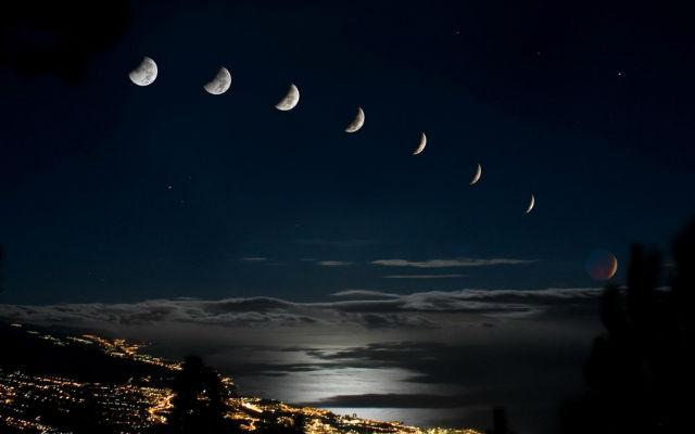 Ученые: смена фаз луны не влияет на нашу психику