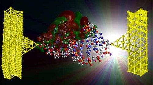 Ученые создали микроскопический электромеханический выключатель из молекулы днк