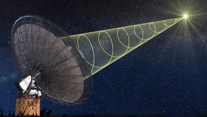 Ученым впервые удалось создать лучи, состоящие из сфокусированных спин-волн
