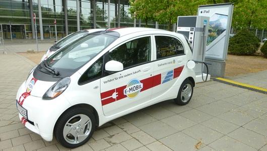 Ультра-«зеленая» европа не торопится покупать электромобили