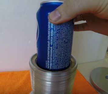 Usb мини холодильник для напитков