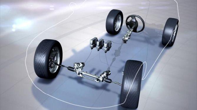 В 2013 году автомобили infinity оборудуют электрическим управлением