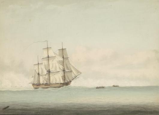 В америке нашли место затопления корабля джеймса кука