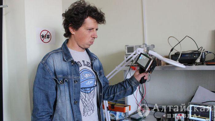 В барнауле в алтгу успешно работает межфакультетское конструкторско-технологическое бюро «умник»