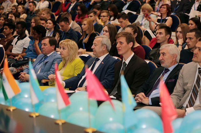 В белгороде пройдёт молодёжный форум университетов-стран шанхайской организации