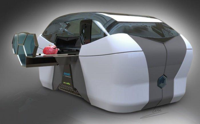 В израиле разрабатывают высокоскоростной 3d-биопринтер для производства стволовых клеток