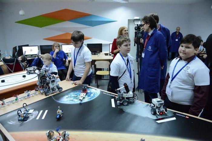 В югре появились первые в россии «кванториумы» - детские технопарки