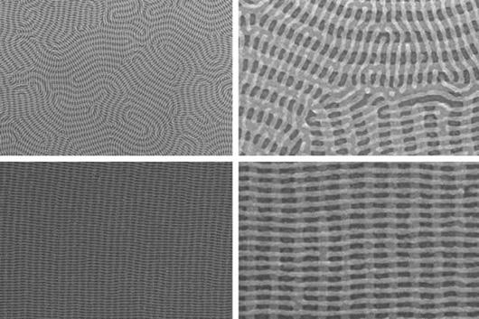 В mit научились получать самосборкой сетки из стеклянного нановолокна | новости