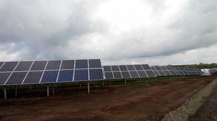 В оренбургской области построена первая в европейской части россии солнечная электростанция мощностью 5 мвт