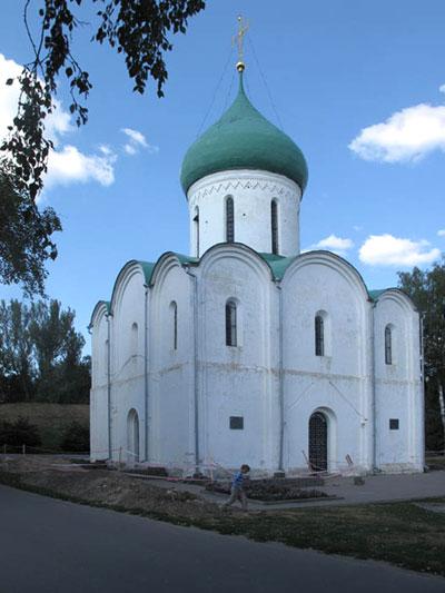 В переяславле-залесском нашли печать константинопольского патриарха