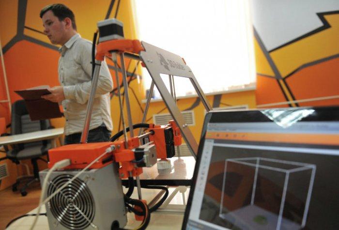 В самаре испытали камеру сгорания двигателя, напечатанную на 3d-принтере
