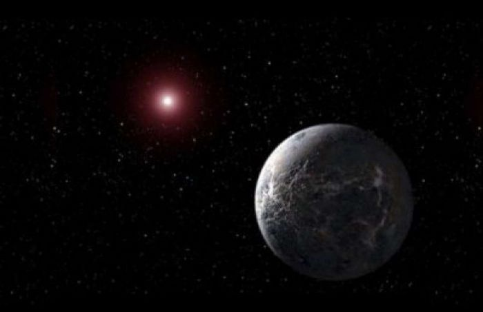 В солнечной системе найдена новая карликовая планета