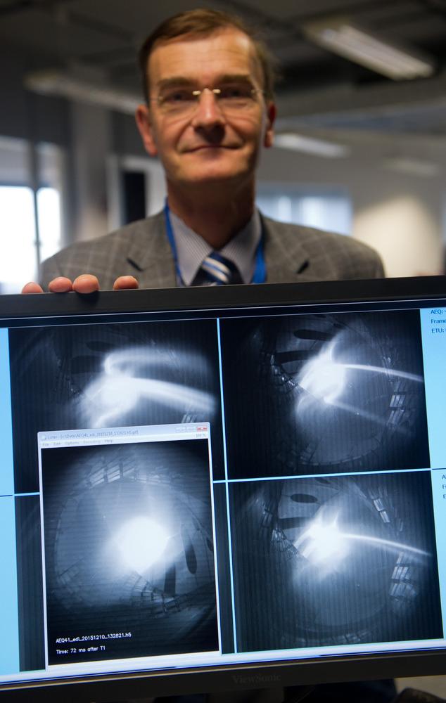 В стеллараторе wendelstein 7-x получили водородную плазму
