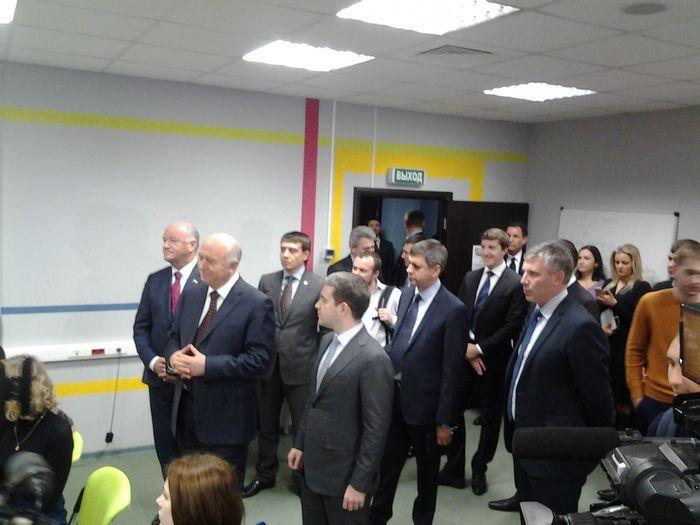 В свердловской области завершено строительство ядра технопарка «университетский»