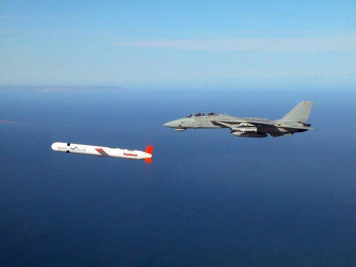 Вамерику позвездам: стратегические крылатые ракеты