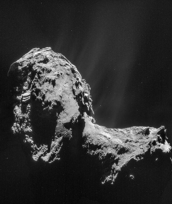 Вода на землю не была доставлена кометами