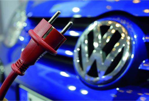 Volkswagen намерен экспортировать электромобили в японию