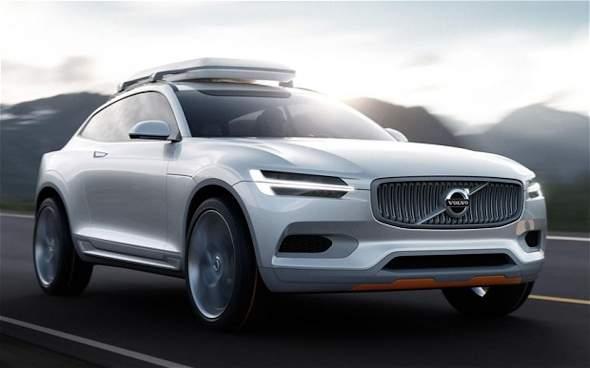 Volvo xc90 — гибридный внедорожник