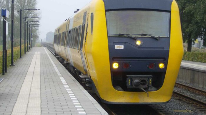 Все голландские электропоезда перешли на ветряную энергию