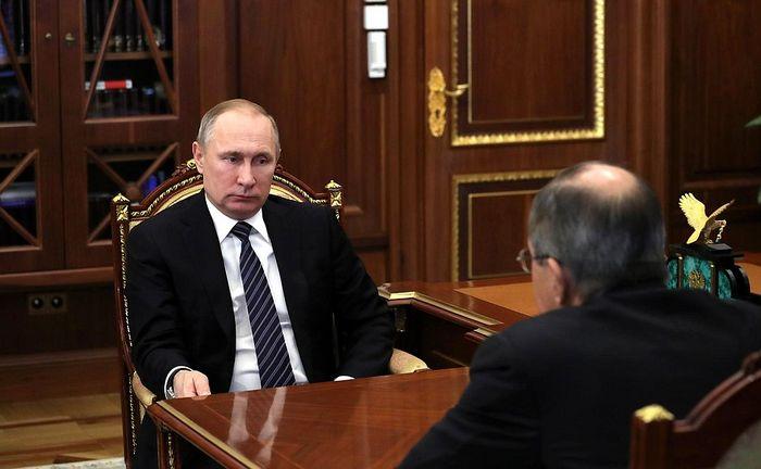 Встреча в лихтенштейне. всё внимание – к россии