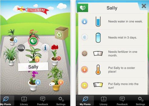 Wi-fi датчик iphone подскажет, когда поливать цветы