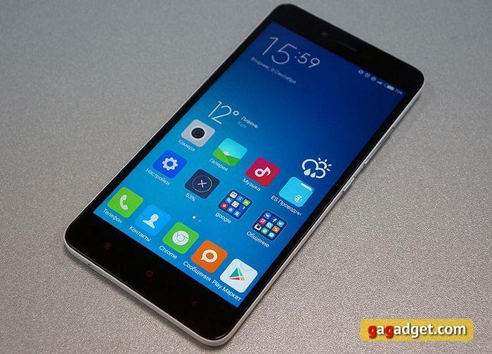 Xiaomi redmi note 3 видео обзор