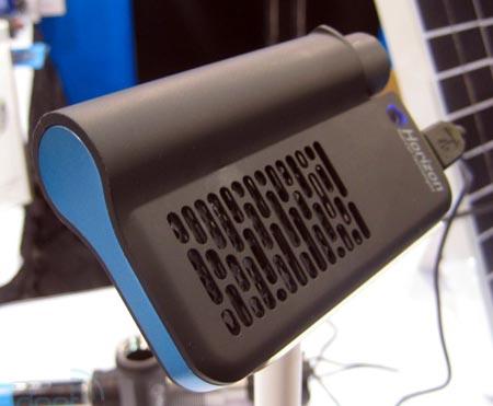 Зарядное устройство на водородном топливном элементе