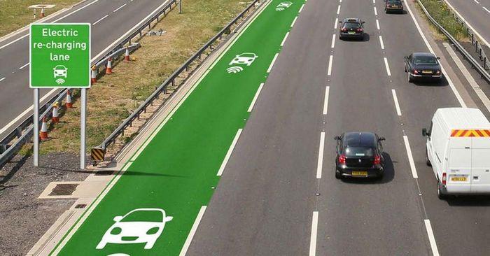 Зеленая энергия для электромобилей великобритании