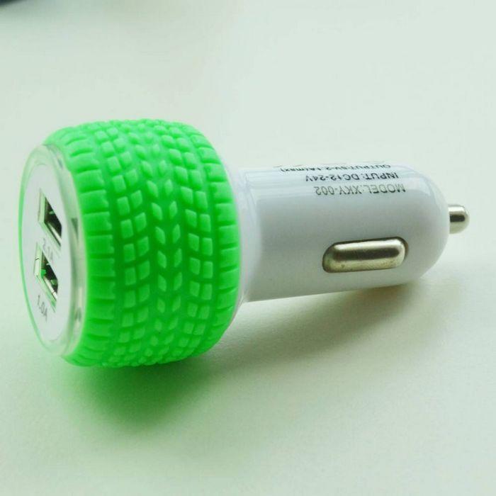«Зелёный» переходник для ваших электроприборов